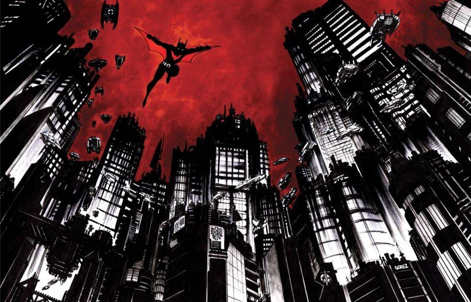 Gotham Batman Beyond - Stone Forest