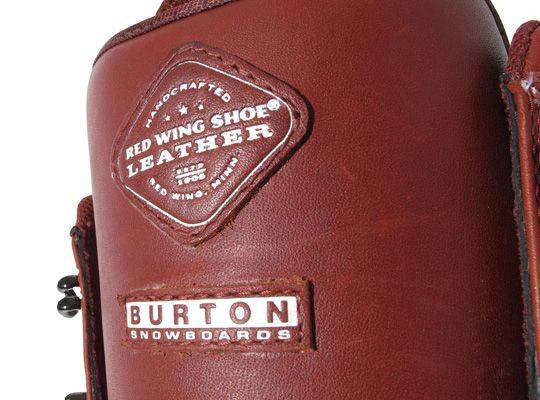 Red Wing Shoes x Burton - Stone Island