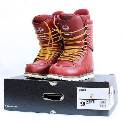 Ботинки Red Wing x Burton- Stone Island