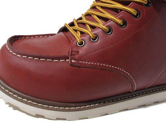Кожаные ботинки Red Wing - Stone Island