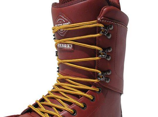 Red Wing Shoes x Burton Snowboards - Stone Island
