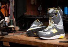 Обувь 686 x New Balance - Stone Island