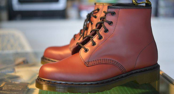 Dr. Martens 101 - Stone Forest