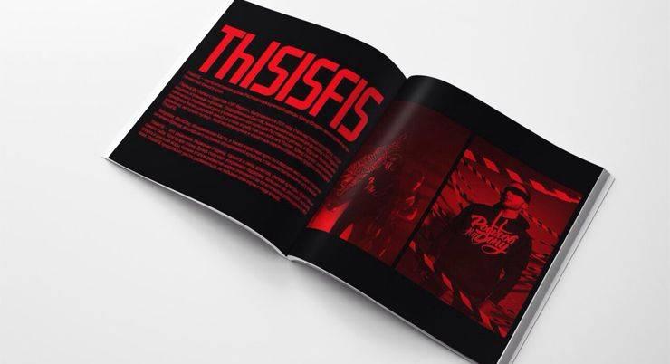 Книга streetwear Дух улиц - Stone Forest