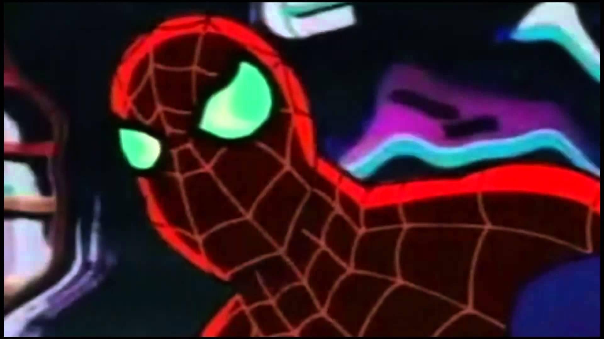Человек-паук в мультсериале - Stone Forest
