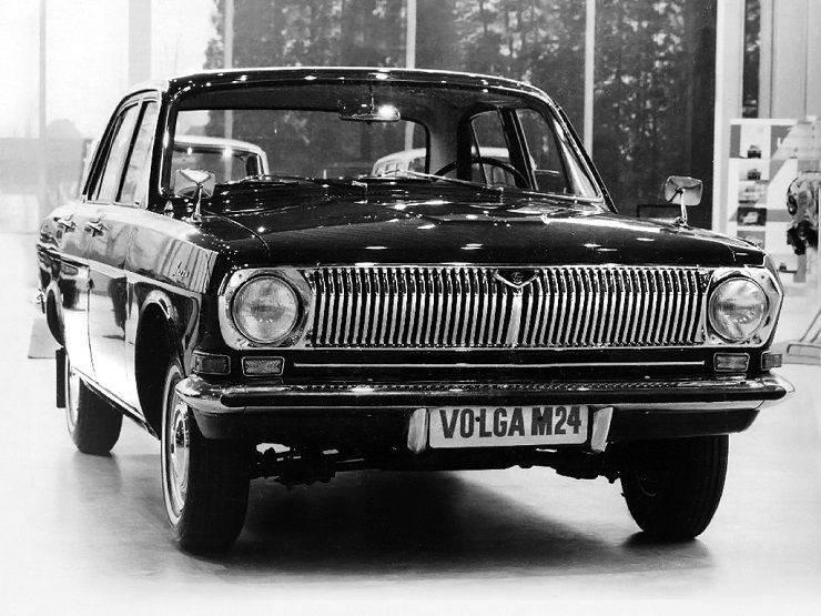 Волга Модель ГАЗ-24 - Stone Forest