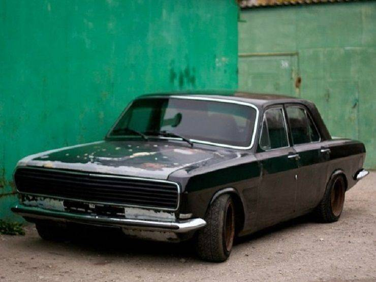 Авто Модель ГАЗ-24 - Stone Forest