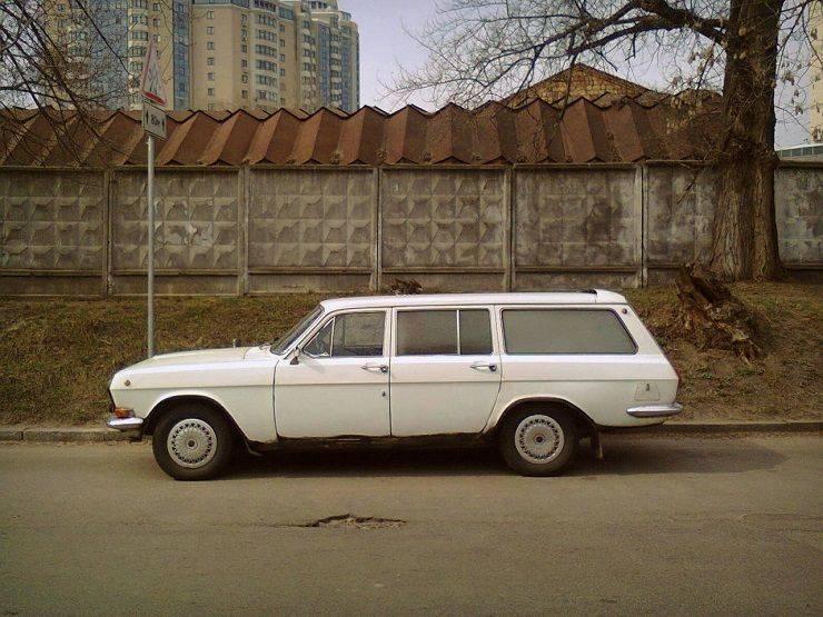 Модель Волги ГАЗ-24 - Stone Forest
