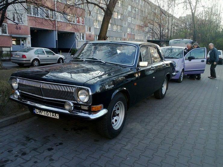 История модели ГАЗ-24 - Stone Forest
