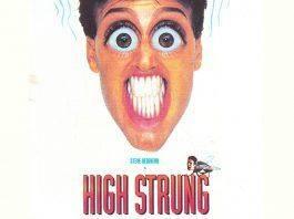 """Постер Фильма """"Нервы на пределе"""" 1991 года - Stone Forest"""