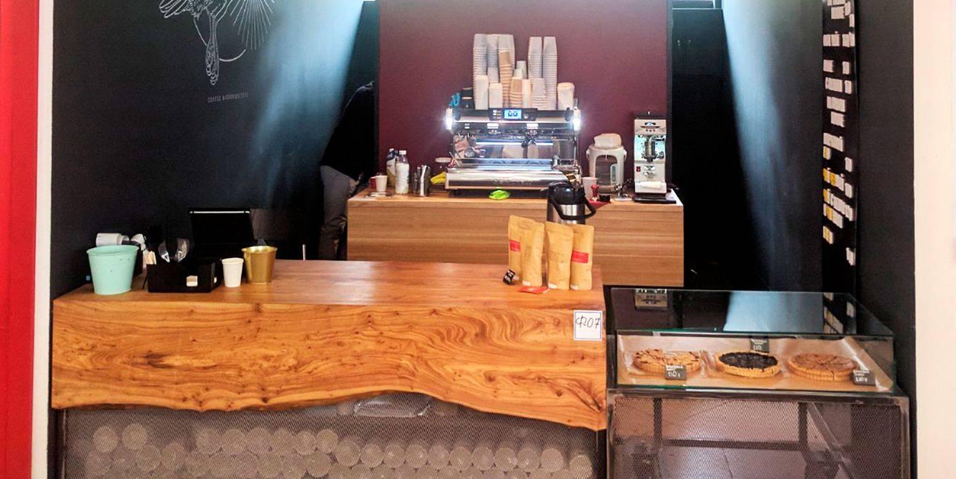еда в кофейне Camera Obscura Черемушкинский рынок