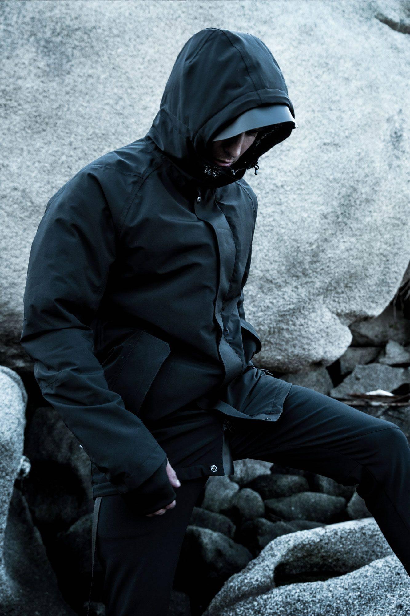 Зимняя коллекция Krakatau Winter 2017 - Stone Forest