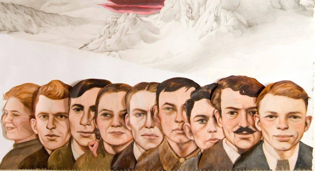 Истории похожие на трагедию Перевала Дятлова - Stone Forest