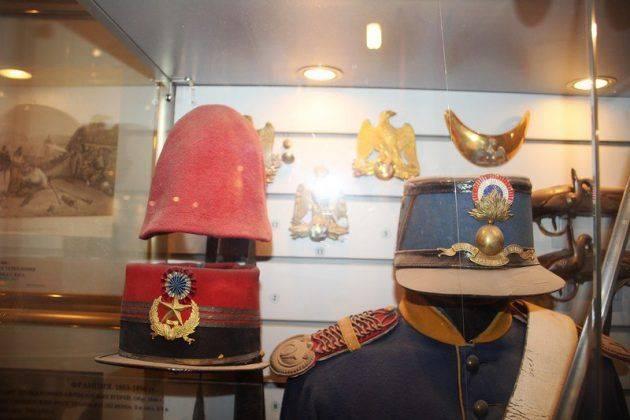 Музеи истории военно мундира в Питере - Stone Forest