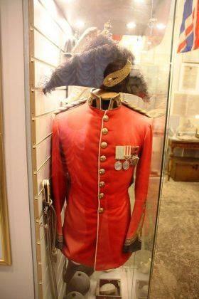 Питерский Музей истории военно мундира - Stone Forest