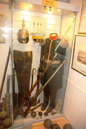 Музеи истории военно мундира в Санкт-Петербурге - Stone Forest