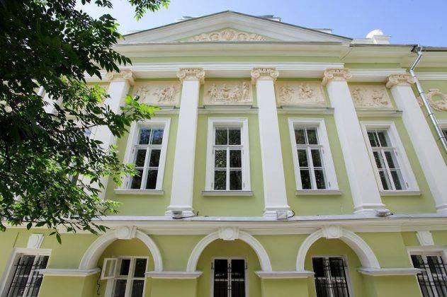 Московский Музей истории военно мундира - Stone Forest