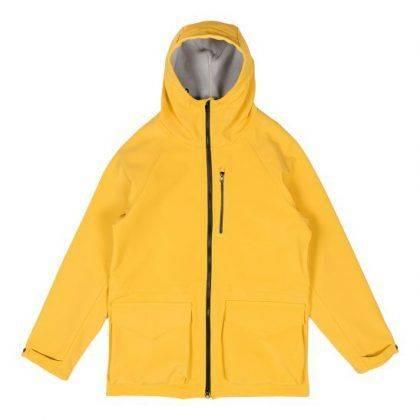 Модель куртки Softshell - Stone Forest