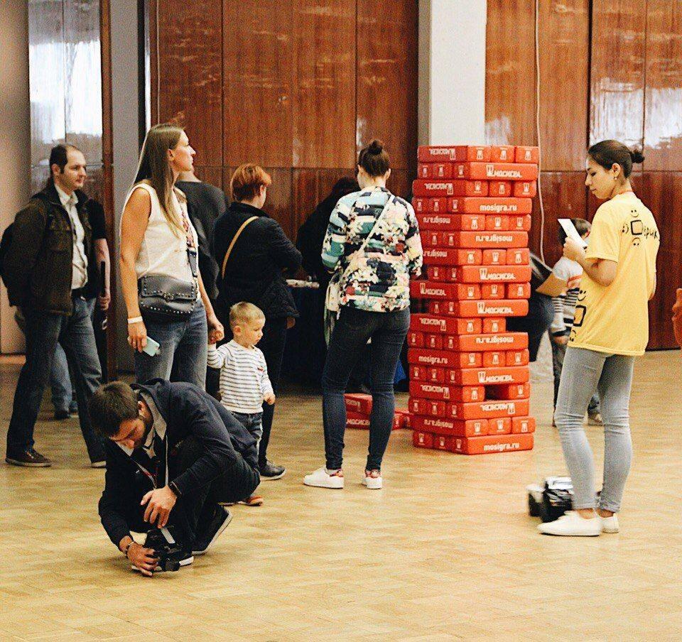 Фестиваль масштабных увлечений Штука 2017 ЦДХ - Stone Forest