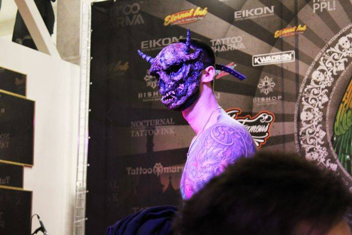 Фото отчет StoneForest.ru Moscow Tattoo Week 2017
