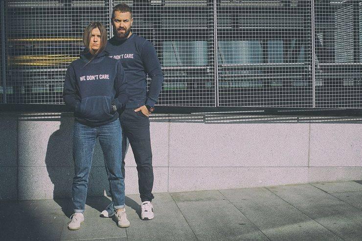 Новый бренд одежды We Don't Care 2017 - Stone Forest