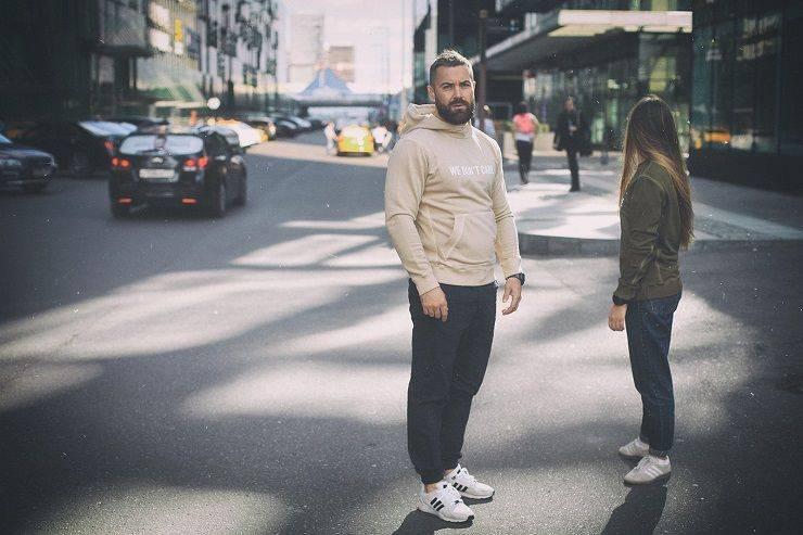 Российский бренд одежды We Don't Care 2017 - Stone Forest
