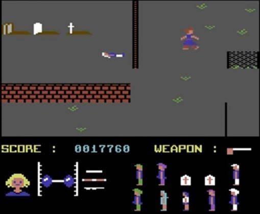 Видеоигры про Джейсона - Stone Forest