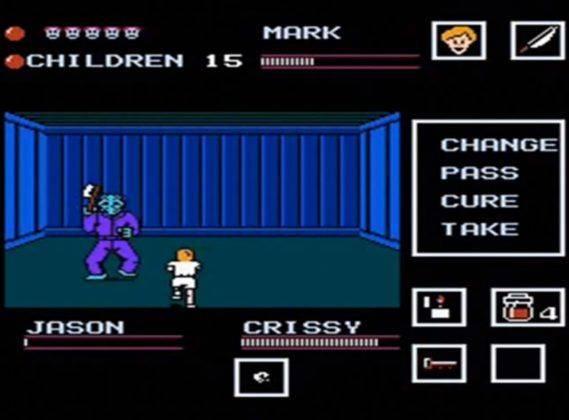 Лучшие видеоигры про Джейсона Вурхиза - Stone Forest