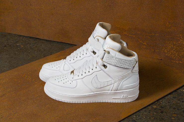 AIR FORCE 1 HI JUST DON - Stone Forest