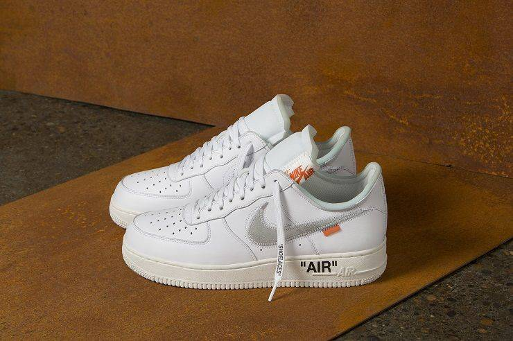 AIR FORCE 1 '07 OFF WHITE - Stone Forest