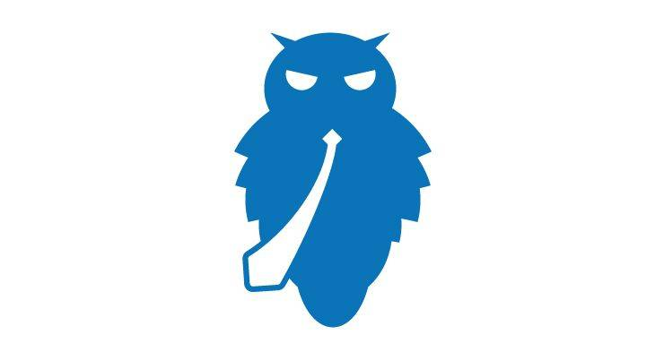 Logo Blue Owl Workshop - Stone Forest