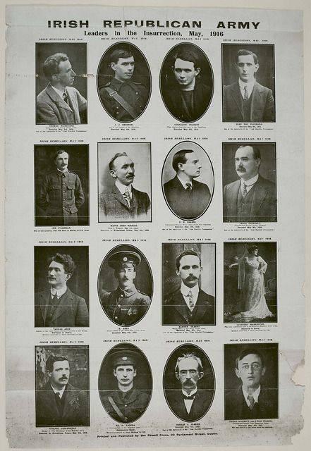 Восстание в Ирландии Пасха 1916 - Stone Forest