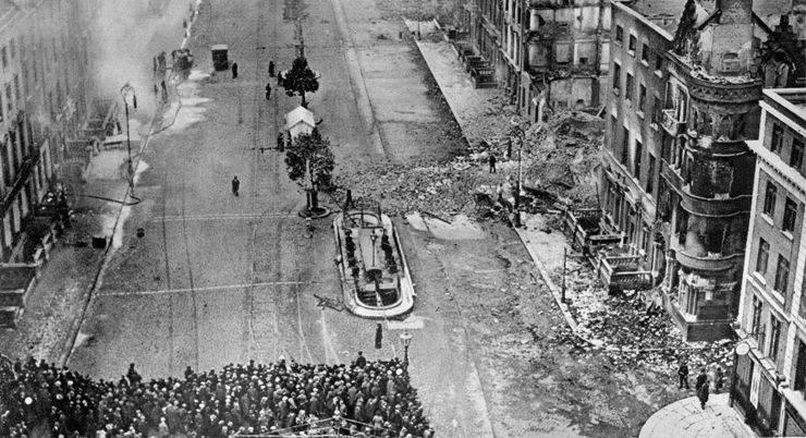 Пасхальное восстание в Ирландии в 1916 году - Stone Forest