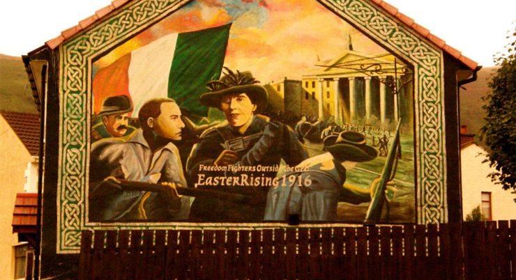 Восстание в Ирландии - Stone Forest