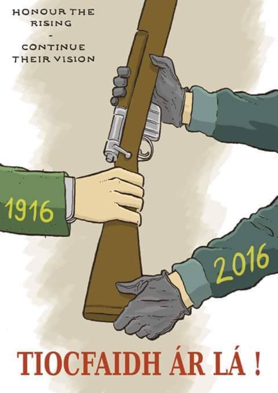 Восстание в Ирландии 1916 - Stone Forest