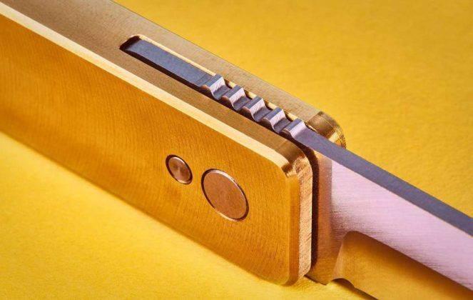 Нож Grovemade хигоноками - Stone Forest