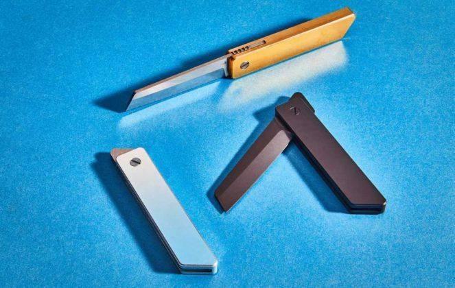 Японский нож хигоноками Grovemade - Stone Forest