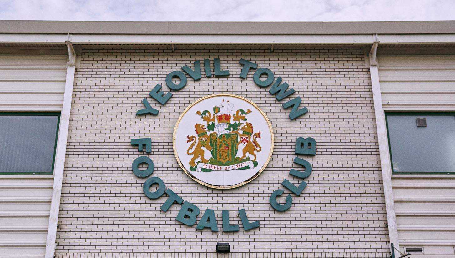Yeovil Town F.C. Huish Park - Stone Forest
