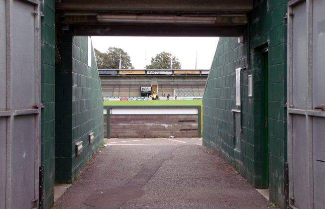 Стадион ФК Йовил Таун Хьюиш Парк - Stone Forest