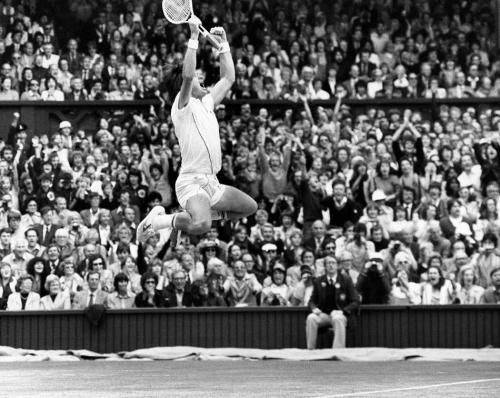 Tennis Jimmy Connors - Stone Forest