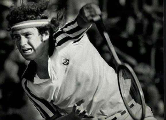 Теннисист Джон Макинрой - Stone Forest