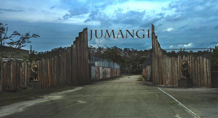 Продолжение «Джуманджи» - Stone Forest