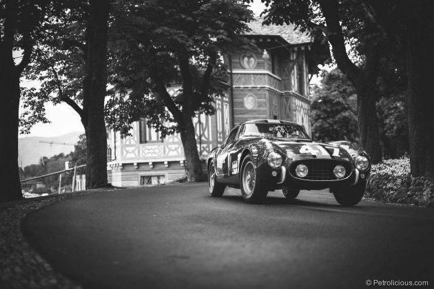 Гонка Mille Miglia - Stone Forest