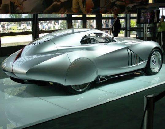 BMW Mille Miglia - Stone Forest