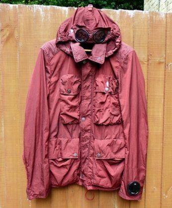 Куртка CP Company Mille Miglia - Stone Forest