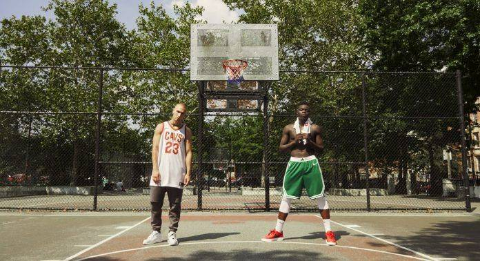 Коллекция Nike Air Force 1 Low x NBA - Stone Forest