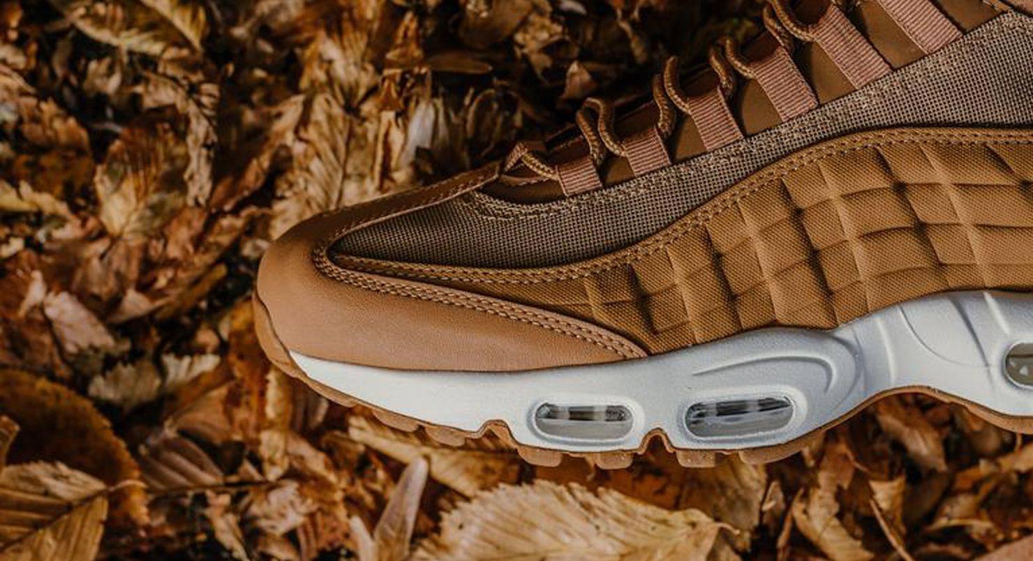 9579650172 бежевые ÐºÑ€Ð¾Ñ Ñ Ð¾Ð²ÐºÐ¸ nike air max 95 sneakerboots flax