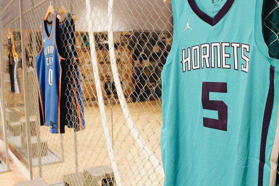 Выставка NIKE x NBA: История баскетбола на Кузнецком мосту - Stone Forest
