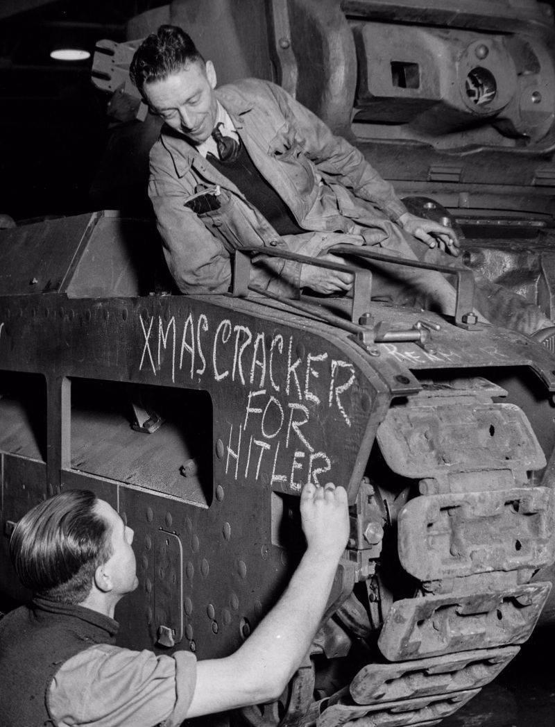 Танковые заводы Второй мировой войны - Stone Forest