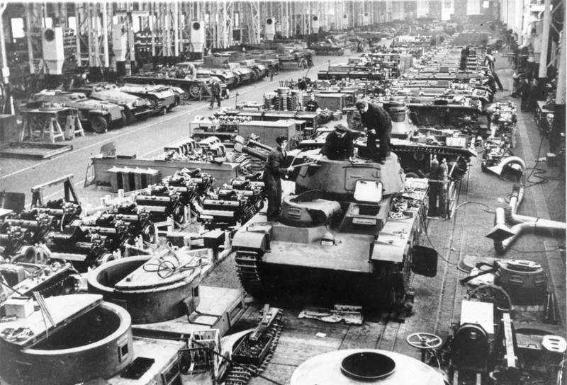 Танковые заводы Второй мировой - Stone Forest